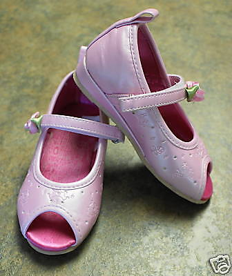 New Disney Store PRINCESS Mary Jane Costume Shoes 7