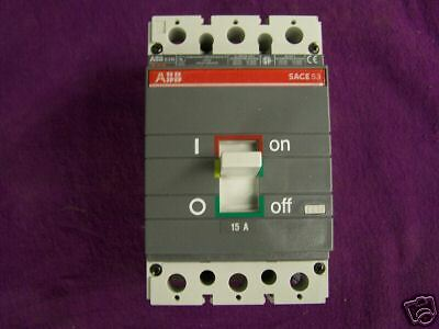 ABB S3NQ125TW Circuit Breaker- NEW