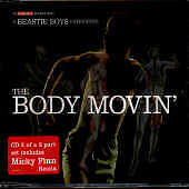 Beastie Boys Body Movin 2 mixes CD2 - UK CD