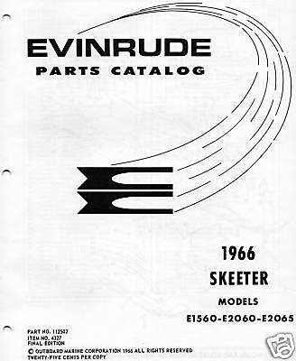 Manuals - Evinrude Skeeter Snowmobile