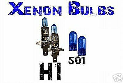 Jaguar XJ6 95 X Type XKR XK8 all Xenon Bulbs H1  501