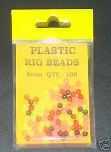 ASSORTED COLOUR PLASTIC  RIG BEADS 5MM SEACRAFT - <span itemprop=availableAtOrFrom>Bromley, United Kingdom</span> - Please return goods within 14 days of purchase. Goods must be returned in original packaging and in good working order. Refunds will be made once the goods have been inspected. Most purch - Bromley, United Kingdom