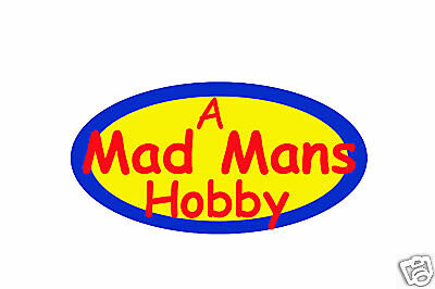 A Mad Mans Hobby Store